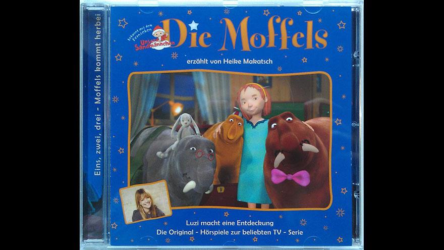 Die Moffels – Hörspiele + Buch
